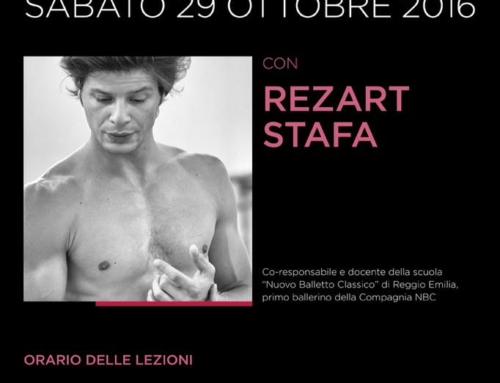 Masterclass Centro Effedue con Rezart Stafa 29 Ottobre